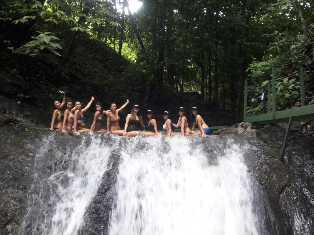 canyoning tour costa rica waterfall tours